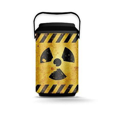 Cooler 10 Latas Radioativo - Beek