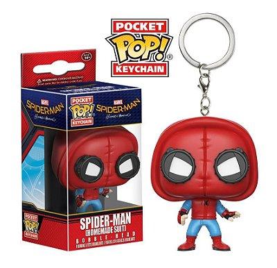 Chaveiro Funko Pop! Spider-Man Homecoming - Homem Aranha