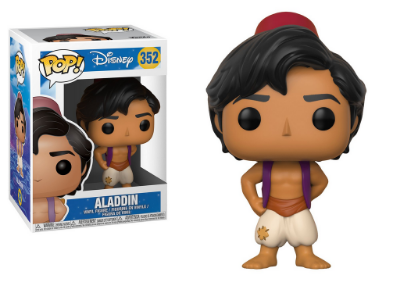 Estatueta Funko Pop! Disney - Aladdin