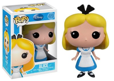 Estatueta Funko Pop! Disney - Alice