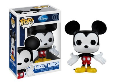 Estatueta Funko Pop! Disney - Mickey Mouse