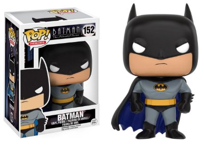 Estatueta Funko Pop! Heroes The Animated Series - Batman