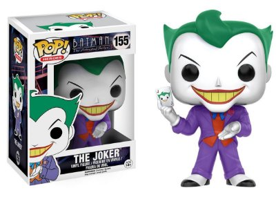 Estatueta Funko Pop! Heroes The Animated Series - Coringa