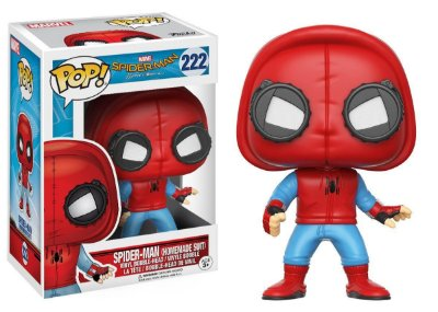 Estatueta Funko Pop! Marvel Spider-Man Homecoming - Homem Aranha