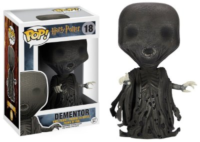 Estatueta Funko Pop! Movies Harry Potter - Dementador