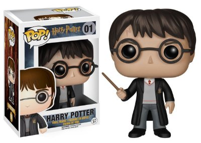 Estatueta Funko Pop! Movies Harry Potter - Harry Potter