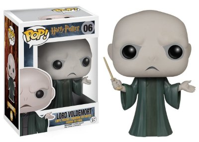 Estatueta Funko Pop! Movies Harry Potter - Voldemort