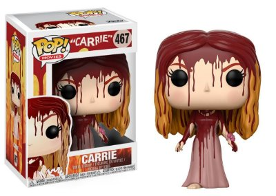 Estatueta Funko Pop! Movies Horror S4 - Carrie
