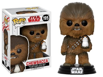 Estatueta Funko Pop! Star Wars The Last Jedi - Chewbacca
