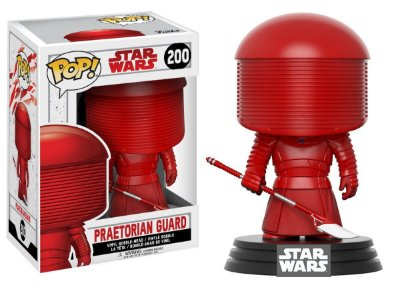 Estatueta Funko Pop! Star Wars The Last Jedi - Praetorian Guard