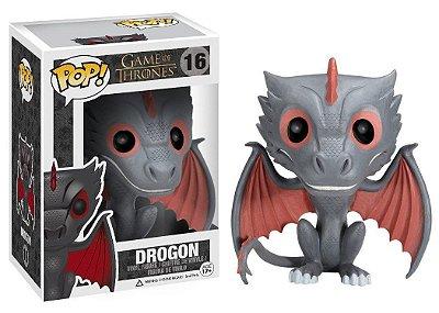 Estatueta Funko Pop! Television Game Of Thrones - Drogon