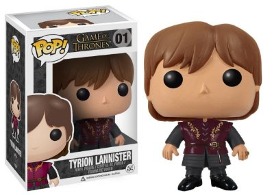 Estatueta Funko Pop! Television Game Of Thrones - Tyrion Lannister