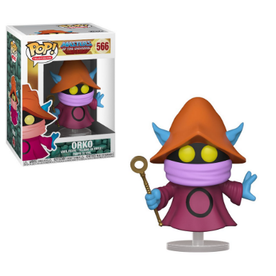 Estatueta Funko Pop! Television Masters Of The Universe S2 Battle Armor - Orko