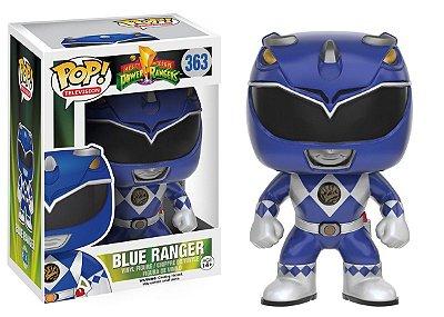 Estatueta Funko Pop! Television Power Rangers - Blue Ranger