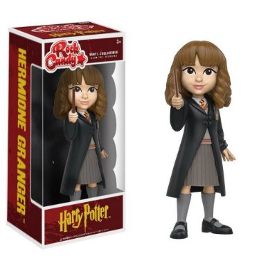 Estatueta Funko Rock Candy Harry Potter - Hermione Granger