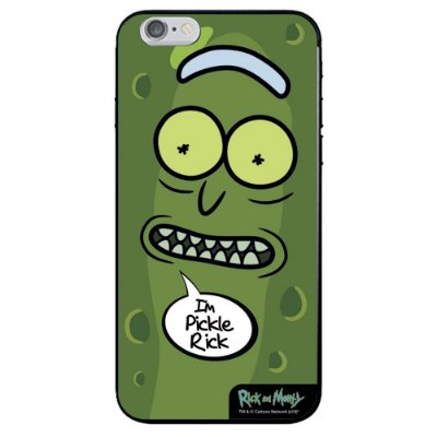 Capa Para Celular Pickle Rick RICK AND MORTY Oficial - Beek