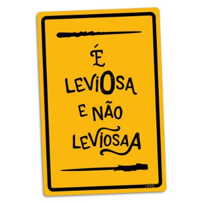 Placa Decorativa 24x16 LEVIOSA - Beek