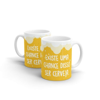 Caneca Personalizada Cerâmica CERVEJA - Beek