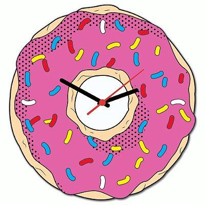 Relógio de Parede Beek DONUT