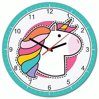 Relógio de Parede Beek UNICÓRNIO