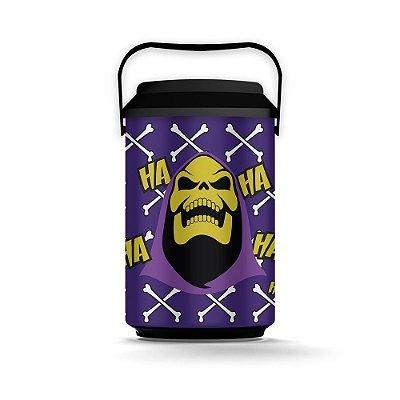 Cooler 10 Latas Skull HAHA - Beek