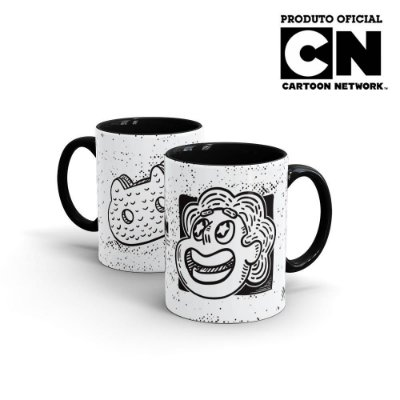 Caneca Cartoon Network OFF Steven Universe - Cat