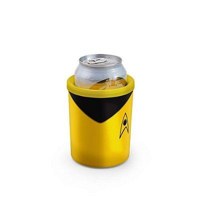 Porta Latas 350ml Star Beers Amarelo - Beek