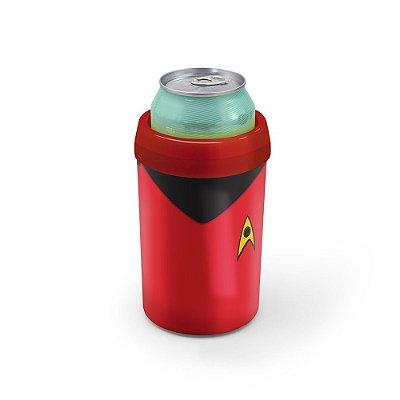 Porta Latão e Litrinho Star Beers Vermelho - Beek