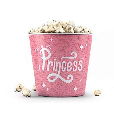 Balde de Pipoca * NOVO MODELO 3,5 litros * DOLL Princess 1