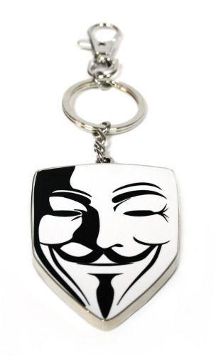 Chaveiro V de Vendetta Vingança