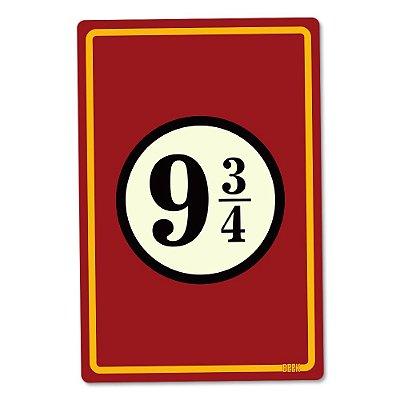 Placa Decorativa 24x16 9 3/4 - Beek