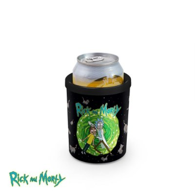 Porta Latas 350ml Rick and Morty CATS - Beek
