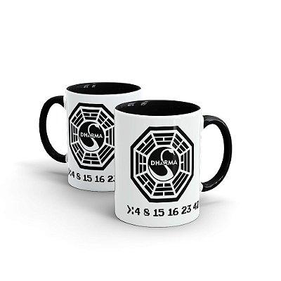 Caneca Personalizada Cerâmica Dharma - Beek