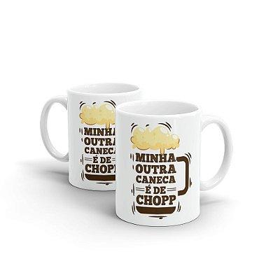 Caneca Personalizada Cerâmica CHOPP - Beek