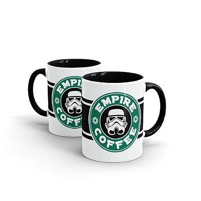 Caneca Cerâmica Empire Coffee - Beek