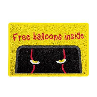 Capacho 60x40cm Free Balloons - Beek