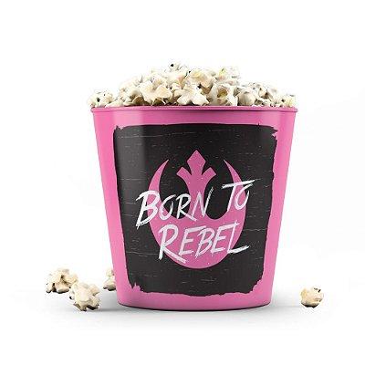 Balde de Pipoca 3,5 litros Rebel - Beek