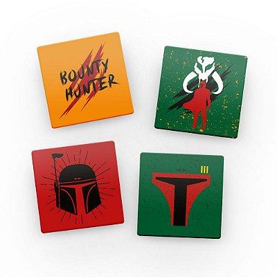 Porta copos de acrílico Bounty Hunter - Beek