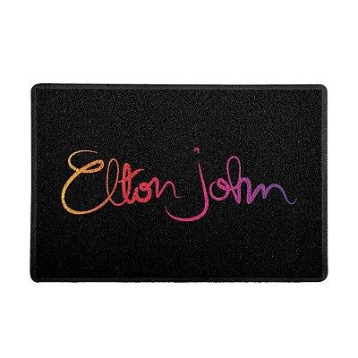 Capacho 60x40cm Elton John - Beek