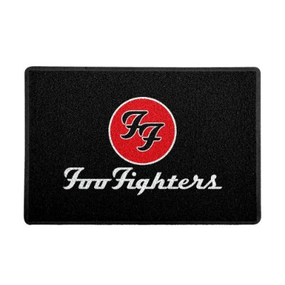 Capacho 60x40cm Foo Fighters 01 - Beek