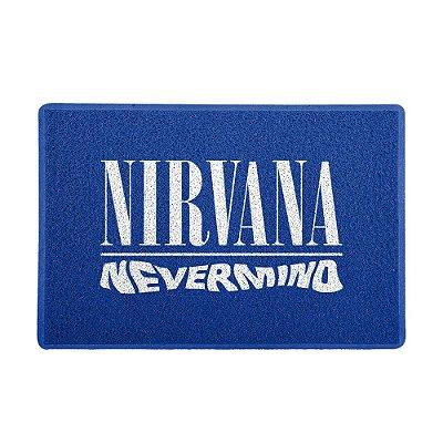 Capacho 60x40cm Nirvana Nevermind - Beek