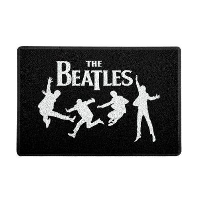 Capacho 60x40cm The Beatles Jump - Beek