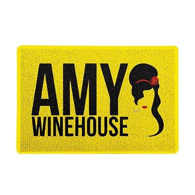 Capacho 60x40cm Amy Winehouse - Beek
