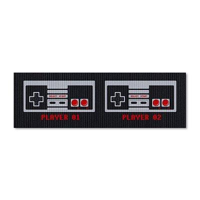 Tapete de Cozinha 1,25x0,40cm - Classic Player