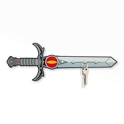 Porta Chaves 25x10 Espada da Justiça - Beek