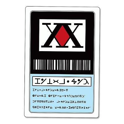 Placa Decorativa 24x16 Caçador Cartão - Beek