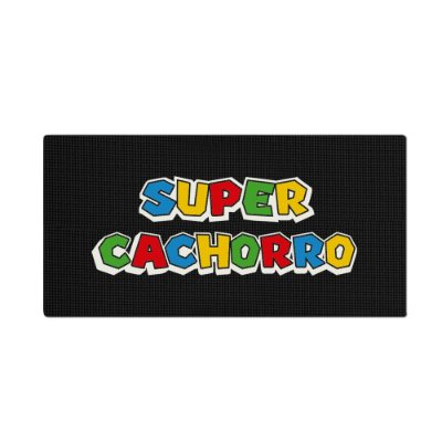 Tapete PET - Super Cachorro