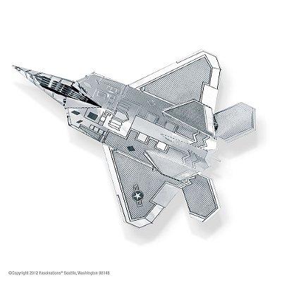 Mini Réplica de Montar F-22 Raptor