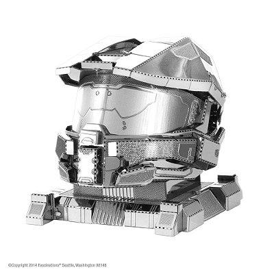 Mini Réplica de Montar HALO Master Chief Helmet
