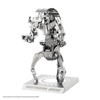 Mini Réplica de Montar STAR WARS Destroyer Droid